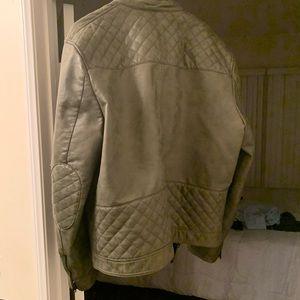 Leather Express Jacket